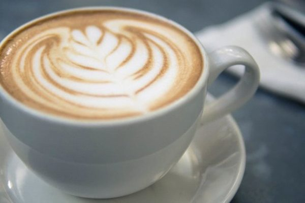 Cappuccino mit Schaumkrone