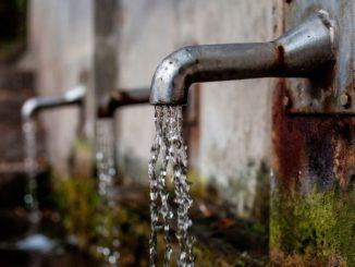 fließendes Trinkwasser