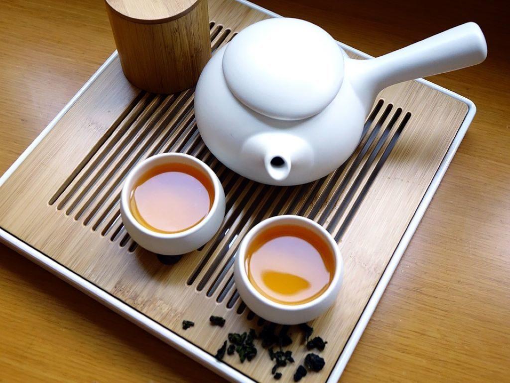 Traditionelle Chinesische Teekultur