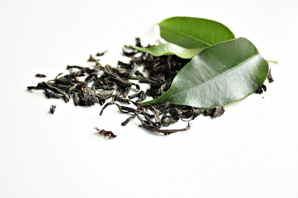 Westafrikanische Teezubereitungsart Ataya