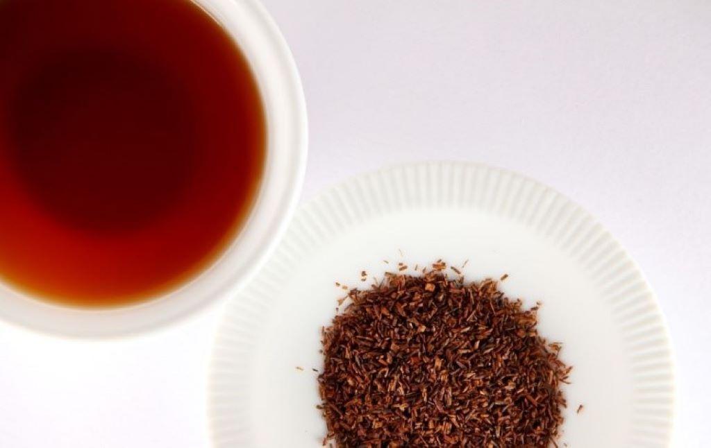 Rooibos Tee in eienr Tasse